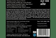 Glover/London Mozart Ensemble Winds - Gran Partita KV 361/+ [CD]