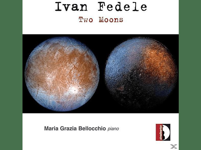 Maria Grazia Bellocchio - Two Moons-Klavierwerke [CD]