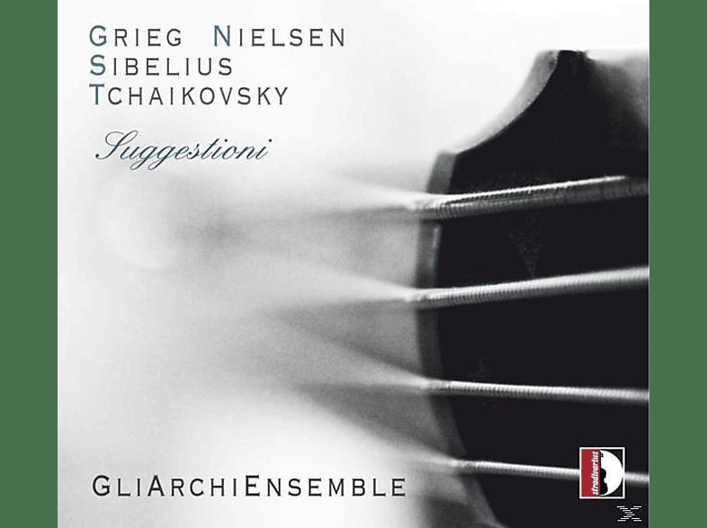 Gliarchiensemble - Suggestioni [CD]