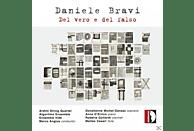Arditti String Quartet, Ensemlble Vide, Ensemble Algoritmo - Del Vero E Del Falso [CD]