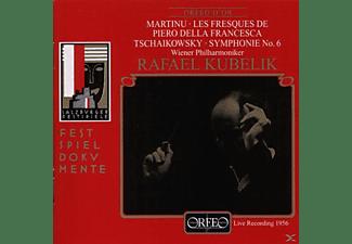 Wiener Philharmoniker - Les Fresques de Piero della Francesca/Sinfonie 6  - (CD)
