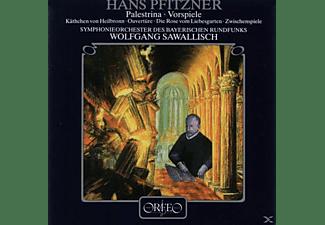 Wo Symphonieorchester Des Bayerischen Rundfunks & Sawallisch - Palestrina-Vorspiele/Die Rose vom Liebesgarten/+  - (CD)