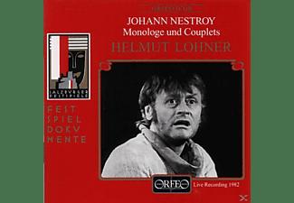 VARIOUS - Monologe und Couplets  - (CD)