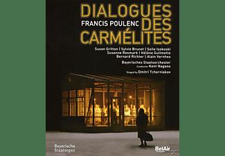 Nagano/Bayerische Staatsoper - Dialogues Des Carmelites  - (Blu-ray)