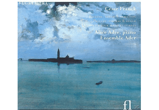 Ader Ensemble - Klavierquintett/Prelude,Fugue Et Variation - (CD)