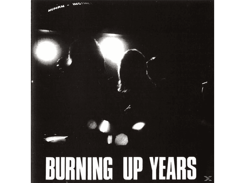 Human Instinct - Burning Up Years [Vinyl]