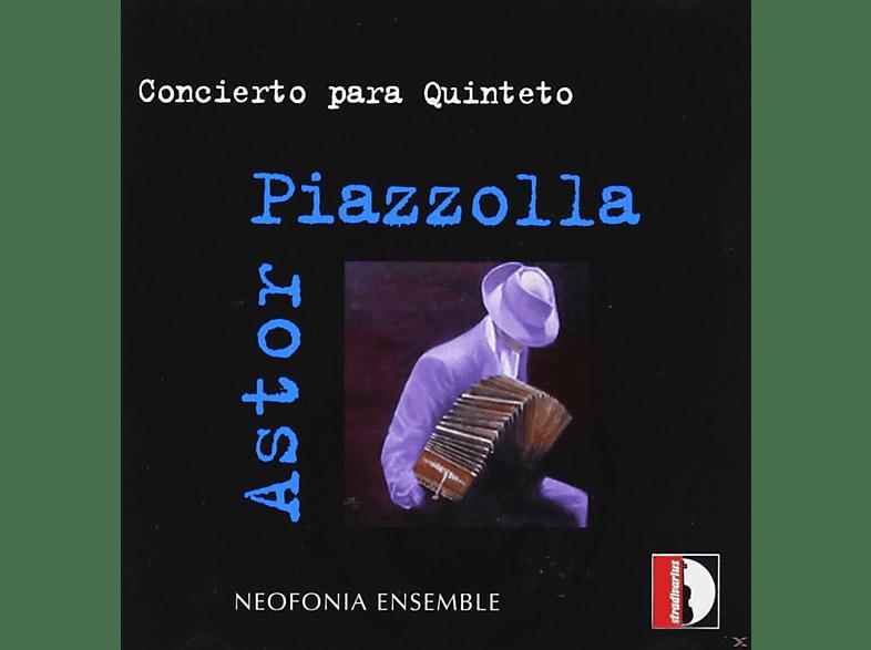 Neofonia Ensemble - Concierto Para Quinteto [CD]