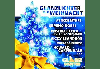 VARIOUS - Glanzlichter Der Weihnacht-Schlager  - (CD)