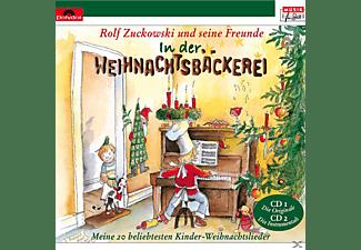 Rolf Zuckowski - In Der Weihnachtsbäckerei  - (CD)