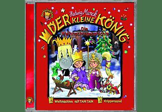 Der Kleine König - 16: Die Weihnachtsgeschichte  - (CD)