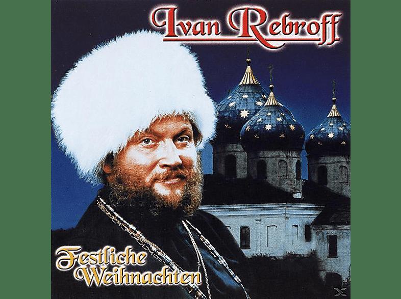 Ivan Rebroff - Festliche Weihnachten [CD]