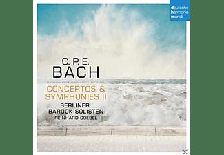 Berliner Barock Solisten, Reinhard Goebel, VARIOUS - Concertos & Symphonies Ii  - (CD)