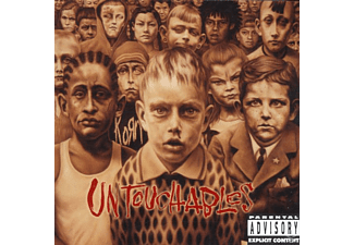 Korn - UNTOUCHABLES  - (CD)