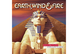 Earth, Wind & Fire - Definitive Collection  - (CD)