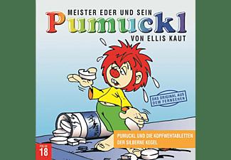 Pumuckl - 18:Pumuckl Und Die Kopfwehtabletten/Der Silberne Kegel  - (CD)