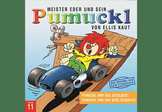 Pumuckl - 11:Pumuckl Und Das Segelboot/Pumuckl Und Das Spielzeugauto  - (CD)