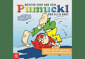 Pumuckl - 15:Pumuckl Und Der Finderlohn/Pumuckl Und Die Kartenspieler  - (CD)