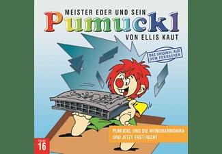 Pumuckl - 16:Pumuckl Und Die Mundharmonika/Und Jetzt Erst Recht  - (CD)
