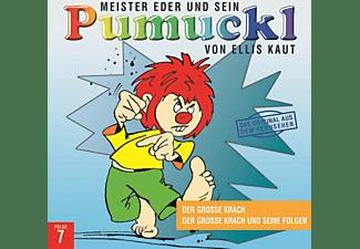 Pumuckl - 07:Der Große Krach/Der Große Krach Und Seine Folgen  - (CD)