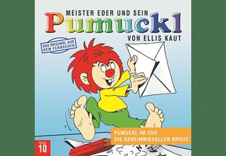 Pumuckl - 10:Pumuckl Im Zoo/Die Geheimnisvollen Briefe  - (CD)