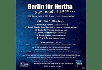 Berlin Für Hertha - Nur Nach Hause...20 Jahre Hertha Bsc Hymne  - (CD)