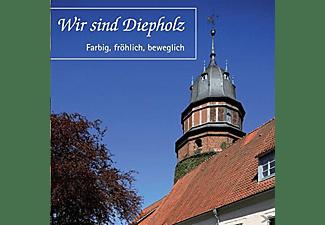 Jan & Basti - Wir Sind Diepholz  - (Maxi Single CD)