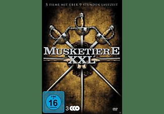 MUSKETIERE-XXL-BOX DVD