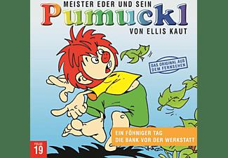 Pumuckl - 19:Ein Föhniger Tag/Die Bank Vor Der Werkstatt  - (CD)