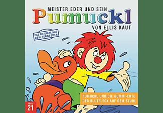 Pumuckl - 21:Pumuckl Und Die Gummi-Ente/Der Blutfleck Auf Dem Stuhl  - (CD)