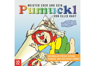 Pumuckl - 22:Ein Knüller Für Die Zeitung/Pumuckl Und Das Eigene Zimmer  - (CD)