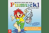 Pumuckl - 23:Pumuckl Will Eine Uhr Haben/Pumuckl Ist An Gar Nichts Schuld - (CD)