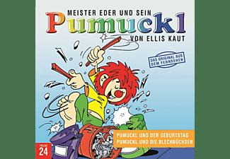 Pumuckl - 24:Pumuckl Und Der Geburtstag/Pumuckl Und Die Blechbüchsen  - (CD)