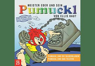 Pumuckl - 25:Pumuckl Und Die Silberblumen/Pumuckl Und Das Telefon  - (CD)