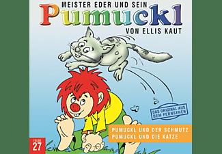 Pumuckl - 27:Pumuckl Und Der Schmutz/Pumuckl Und Die Katze  - (CD)