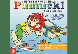 Pumuckl - 28:Pumuckl Spielt Mit Dem Feuer/Das Missverständnis  - (CD)