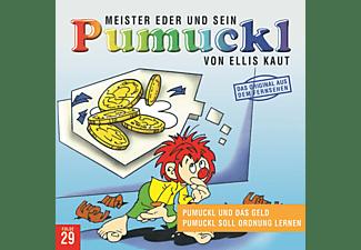 Pumuckl - 29:Pumuckl Und Das Geld/Pumuckl Soll Ordnung Lernen  - (CD)