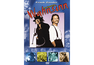 Frank Zander - Frank Zander - Der komplette Wahnsinn  - (DVD)