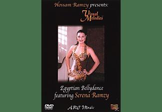 - Egyptian Bellydance featuring Serena Ramzy  - (DVD)
