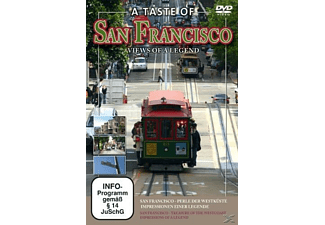 - A Taste of San Francisco - Views of a Legend  - (DVD)