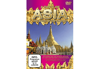 A Taste of Asia - The magic of the Far East  - (DVD)