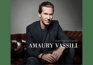 Amaury Vassili - Chansons Populaires  - (CD)