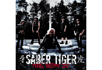 Saber Tiger - Best Of  - (CD)