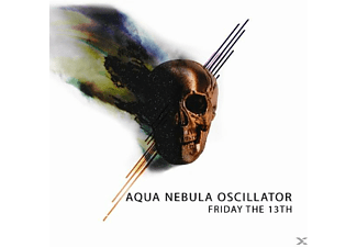 Aqua Nebula Oscillator - Friday The 12th  - (CD)