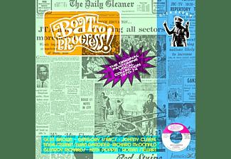 Glen Brown - Boat To Progress (1970-1974 The Singers)  - (CD)