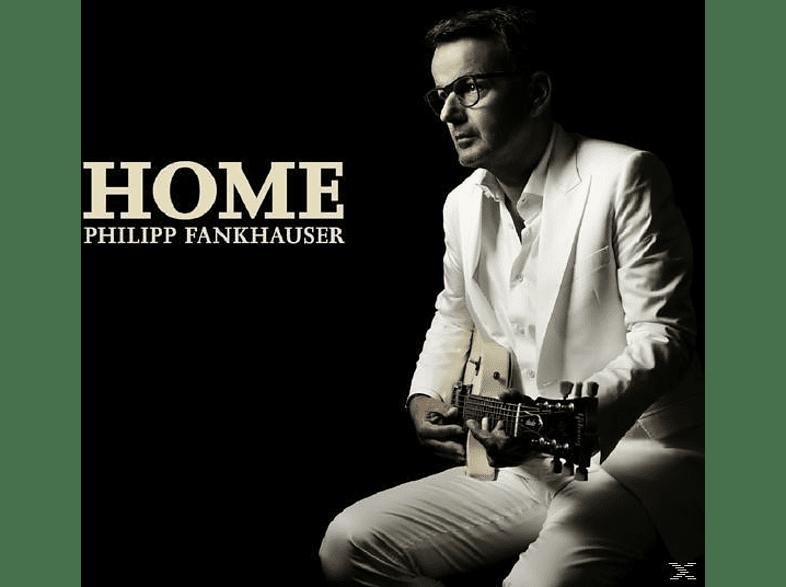 Philipp Fankhauser - Home [CD]