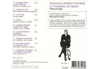 Rossini: Famous Opera Arias,Trumpet of the Opera