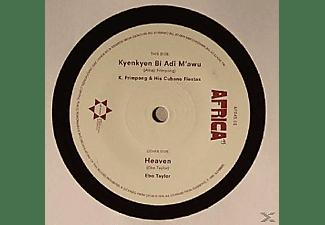 Ebo Taylor, His Cubano Fiestas - Kyenken Bi Adi M'awu / Heaven  - (Vinyl)