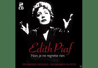 Edith Piaf - Non, Je Ne Regrette Rien-50 Große Erfolge  - (CD)