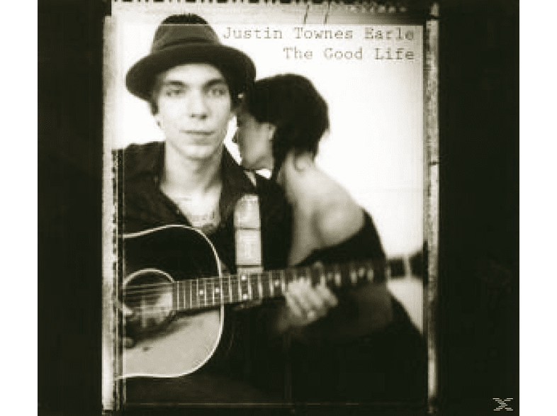 Justin Townes Earle - GOOD LIFE [CD]
