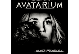 Avatarium - The Girl With The Raven Mask  - (CD)